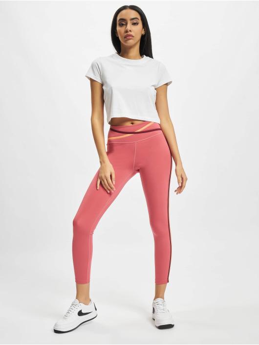 Nike Performance Leggings One 7/8 rosa