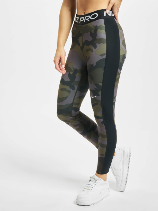 Nike Performance Leggings/Treggings PP2 7/8 Camo camouflage