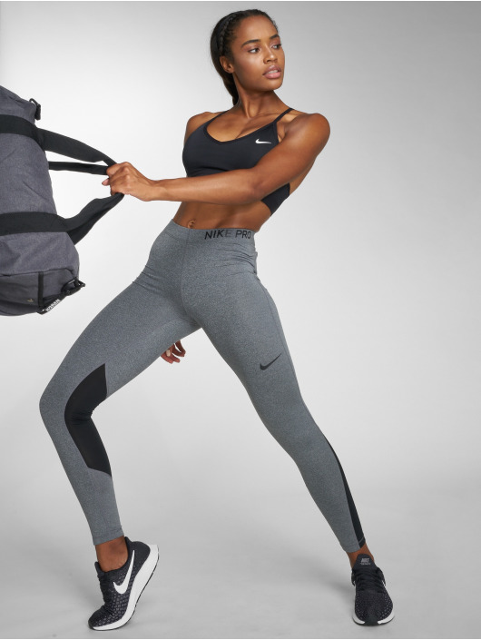 Nike Performance Leggings/Treggings Pro Tights gray
