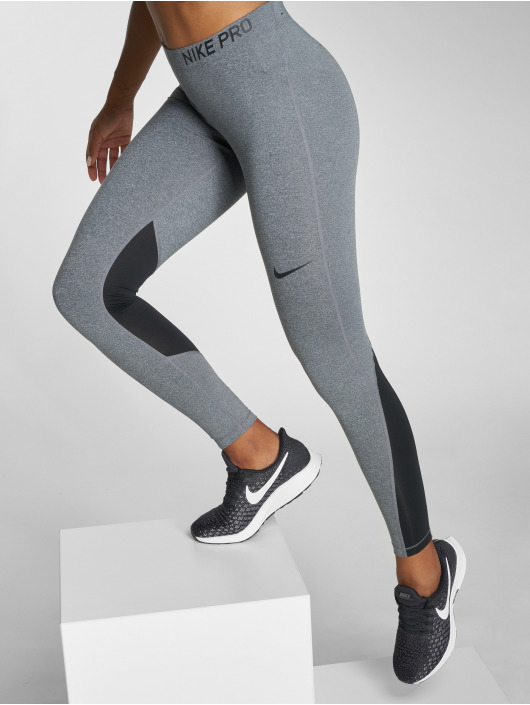 Nike Performance Leggings/Treggings Pro Tights szary