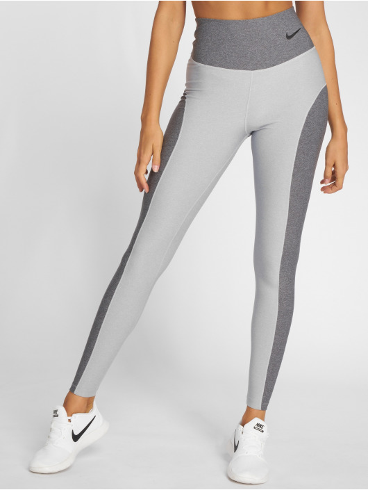 Nike Performance Leggings/Treggings Power Studio szary