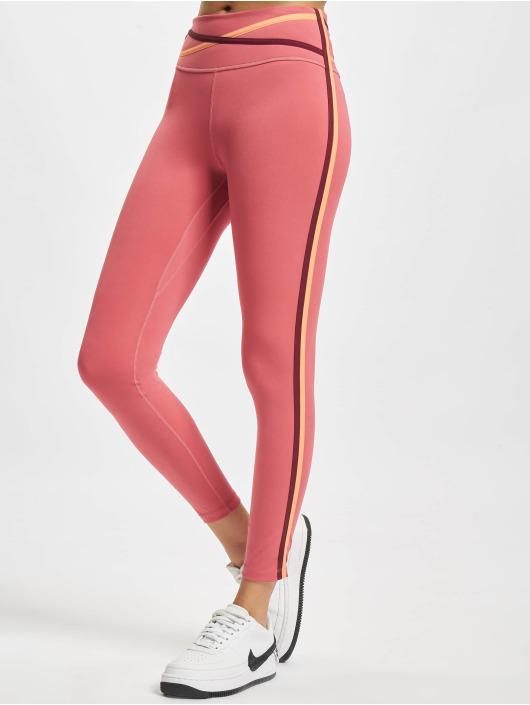 Nike Performance Leggingsit/Treggingsit One 7/8 vaaleanpunainen