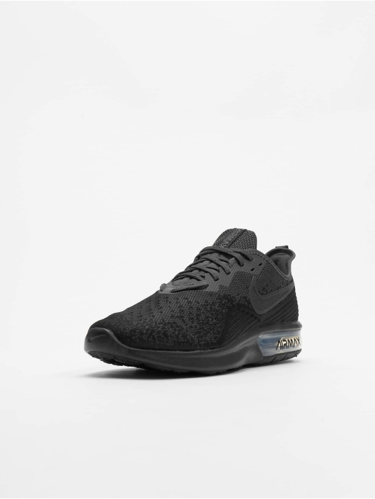 Nike Performance Löparskor Air Max Sequent 4 svart