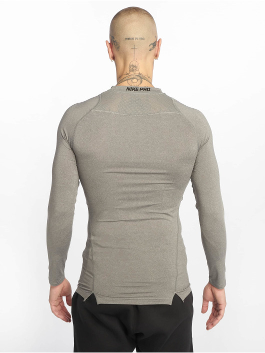 Nike Performance Longsleeves Fitted szary