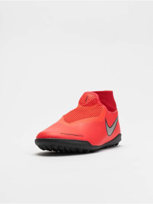 Nike Performance Outdoorschuhe Junior Phantom Vision Academy DF TF rot