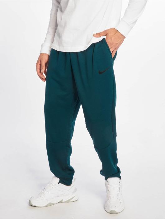 Nike Performance Pantaloni della tuta Dry Taper Fleece blu