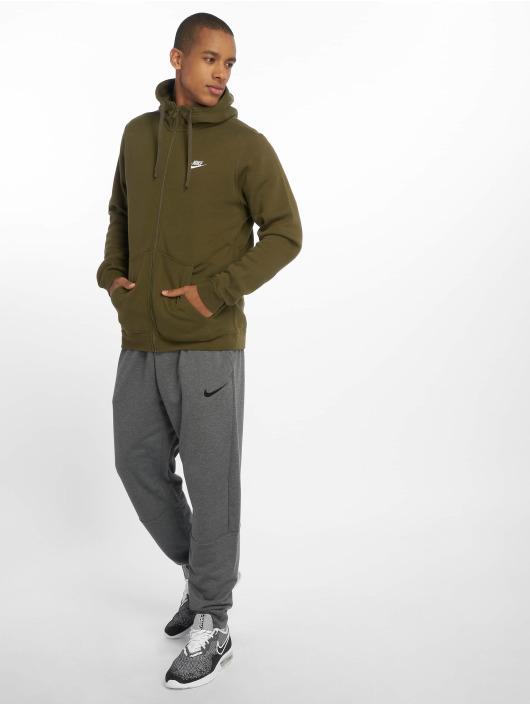 Nike Performance Pantalons de jogging Dry Training gris