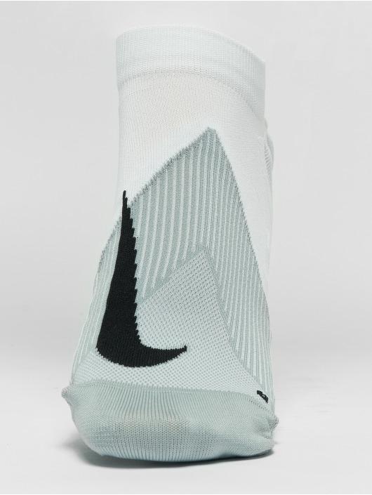 Nike Performance Ponožky Performance Elite Lightweight No Show Running biela
