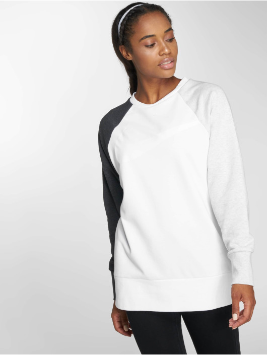 Nike Performance Pullover Dry Swoosh white