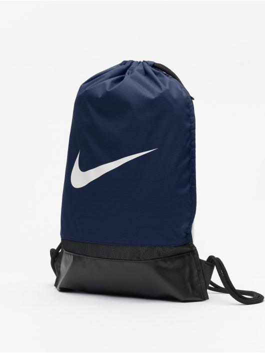Nike Performance Sac à cordons Brasilia Training bleu
