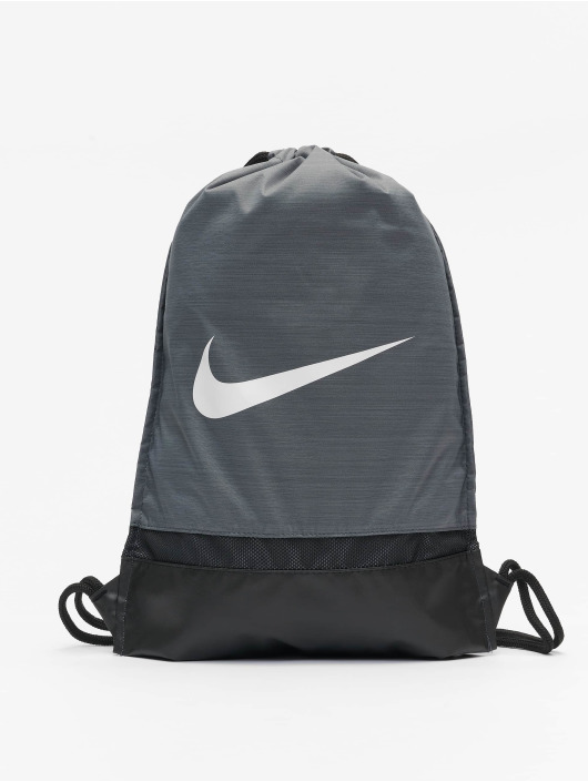 Nike Performance Sac à cordons Brasilia Training gris
