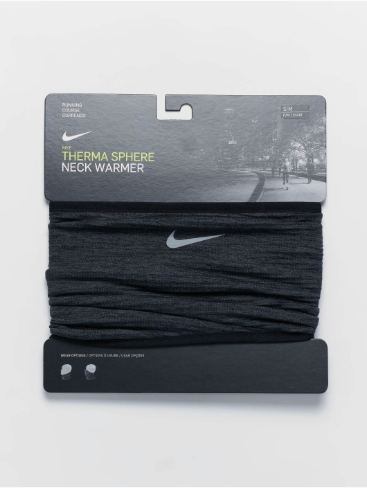 Nike Performance Schal Run Therma Sphere schwarz