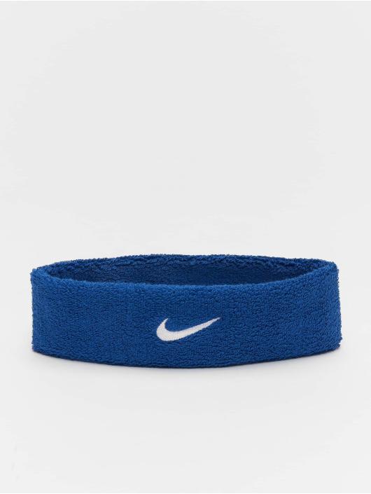 Nike Performance Schweißband Swoosh blau
