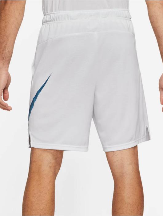 Nike Performance Short Knit blanc