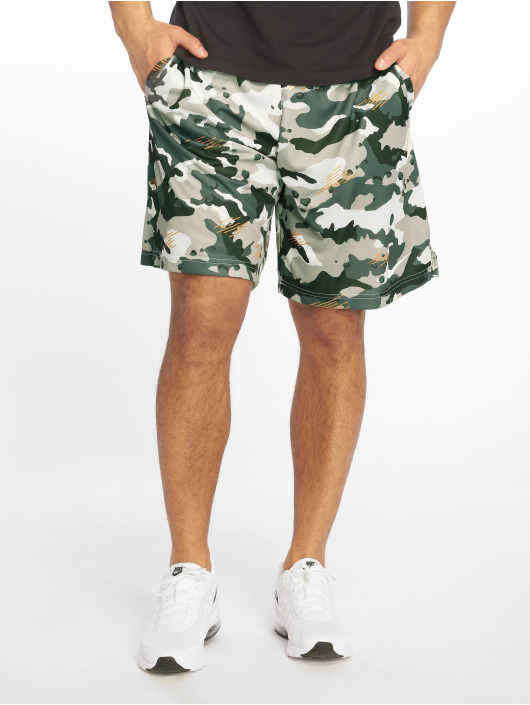 Nike Performance Shorts Dry Camo khaki