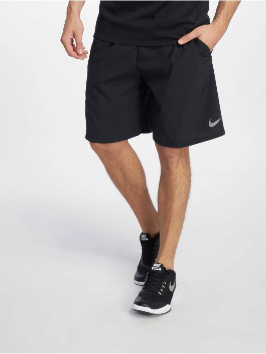 Nike Performance Shorts Flex schwarz