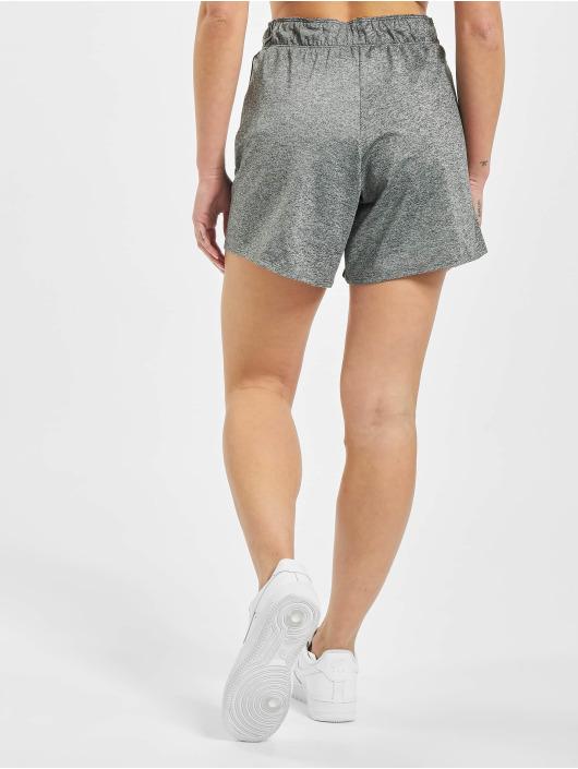 Nike Performance Shorts Attack Space Dye svart