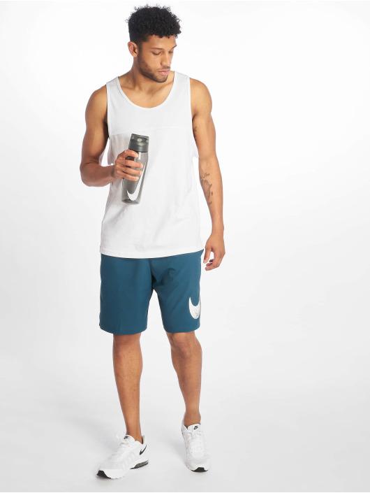 Nike Performance Shorts Flex Short Wooevn 2.0 GFX 1 turkis