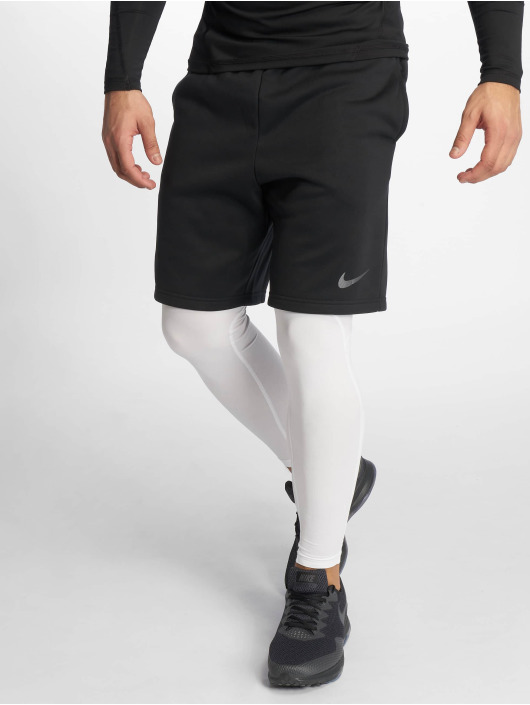 Nike Performance Shortsit Therma 9IN musta