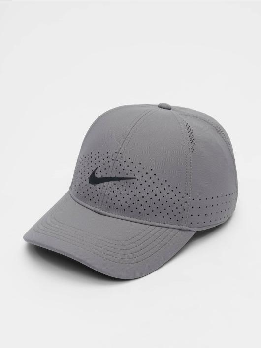 Nike Performance Snapback Caps Arobill L91 szary