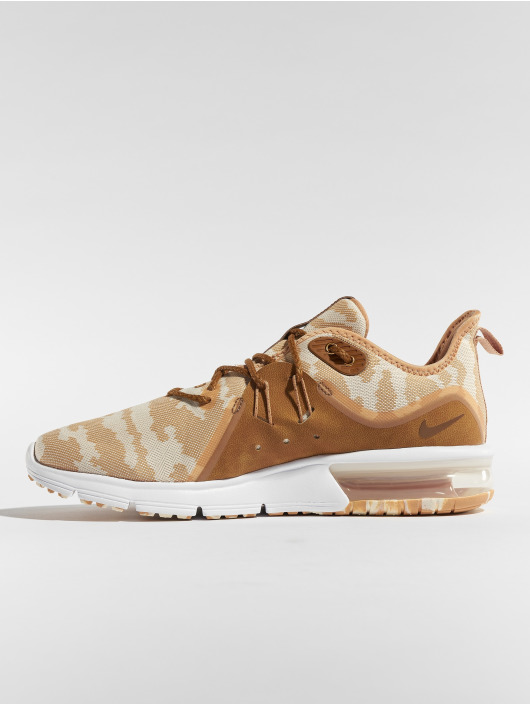 Nike Performance Sneaker Air Max Sequent 3 Running beige