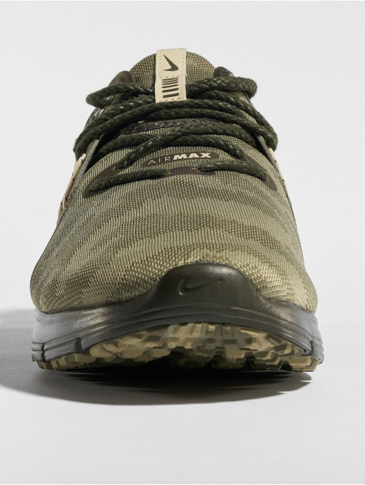 Nike Performance Sneaker Air Max Sequent 3 Running olive