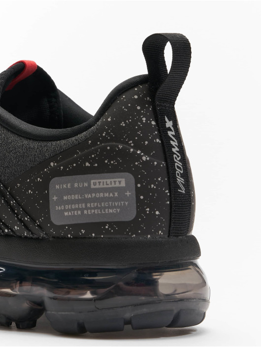 Nike Performance Sneakers VaporMax Run Utility black