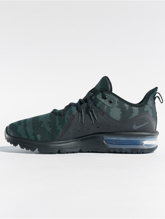 Nike Performance Sneakers Air Max Sequent czarny