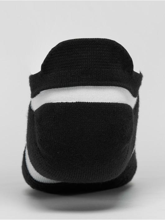 Nike Performance Socken Performance Dry Elite Cushioned No Show Running schwarz