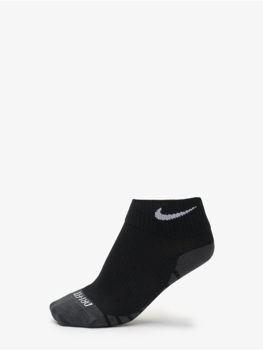 Nike Performance Socken Dry Lightweight Quarter Training Socks (3 Pair) schwarz