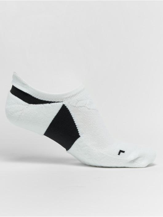 Nike Performance Socken Performance Dry Elite Cushioned No Show Running weiß