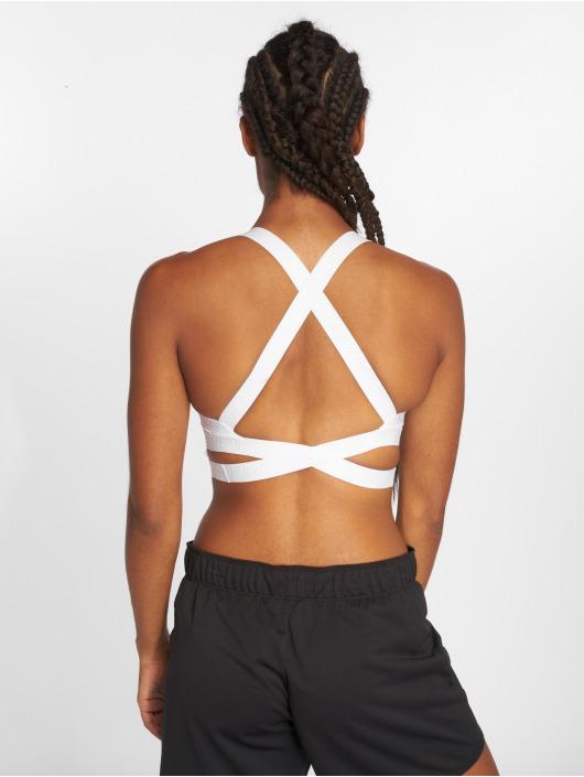 Nike Performance Soutiens-gorge de sport Indy blanc