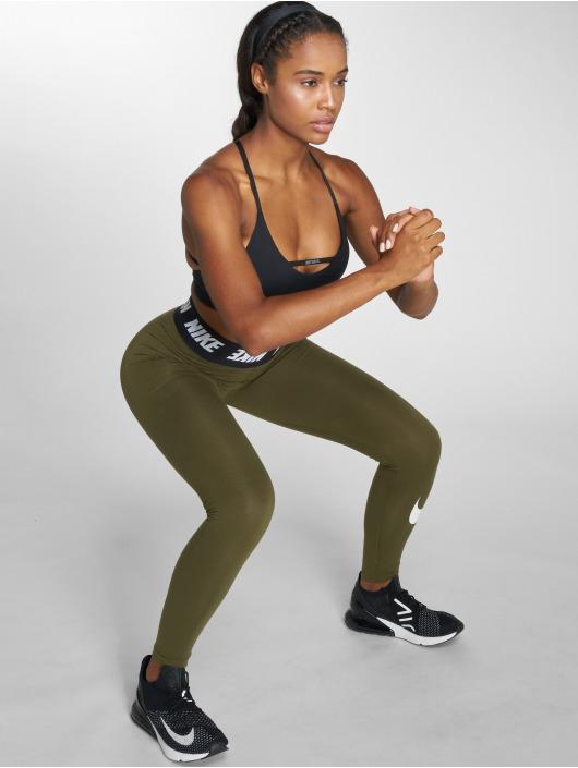 Nike Performance Sport BH Indy zwart