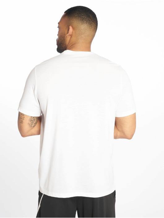 Nike Performance Sport Shirts Dri-Fit hvit