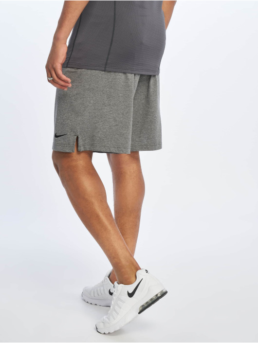 Nike Performance Sport Shorts Dri-Fit Cotton szary
