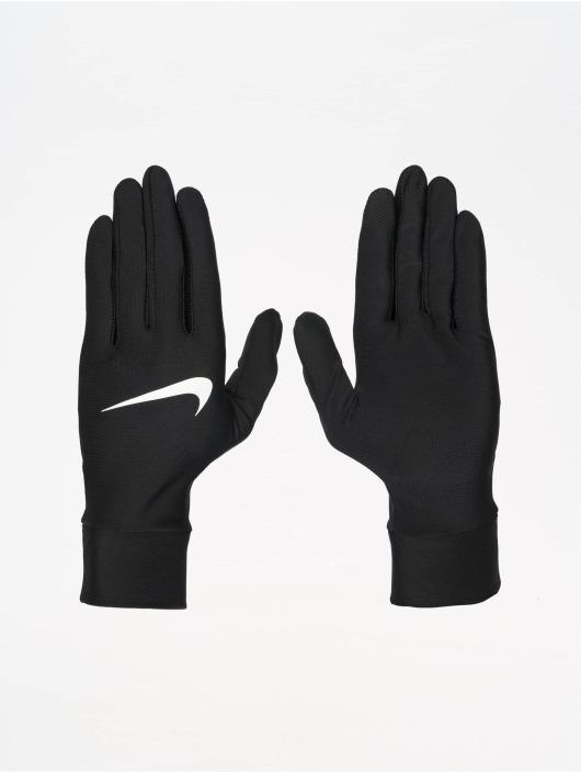 Nike Mens Lightweight Tech Running Gloves BlackBlackSilvern