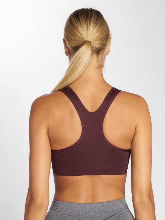 Nike Performance Sports Bra Swoosh Futura red