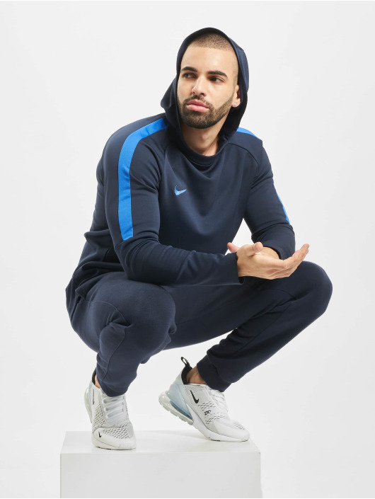 Nike Performance Sports Hoodies Dri-FIT Academy blue
