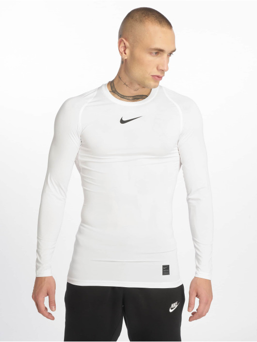 Nike Performance Sportshirts Fitted bialy