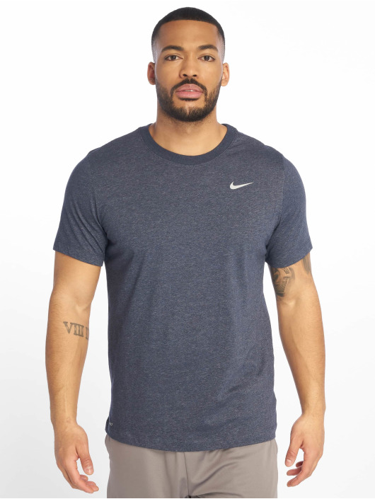 Nike Performance Sportshirts Dri-Fit blau