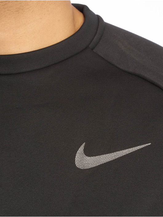 Nike Performance Sportshirts Therma czarny