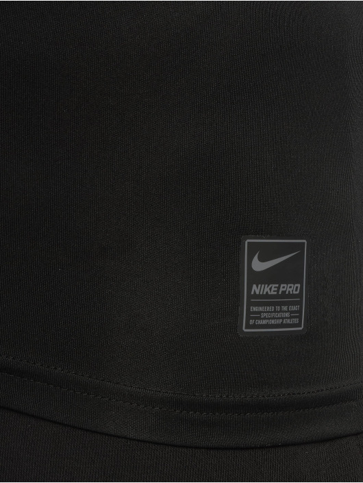 Nike Performance Sportshirts Fitted schwarz