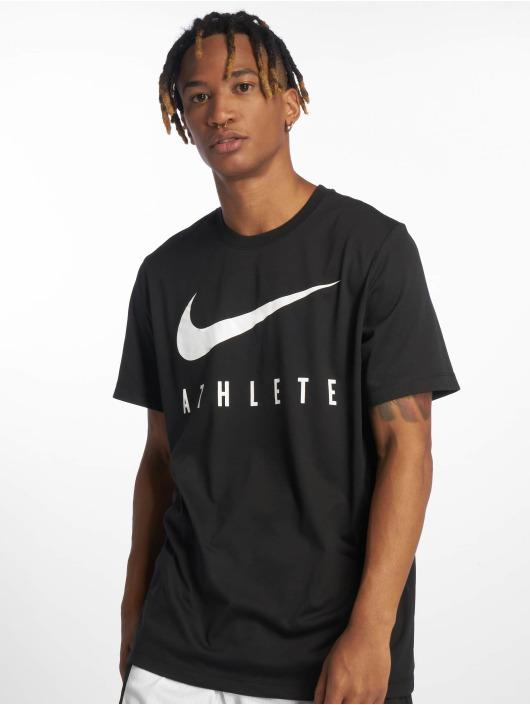 Nike Performance Sportshirts DB Athlete schwarz