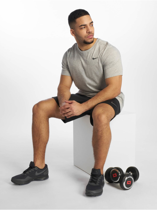 Nike Performance Sportshirts Dri-Fit szary