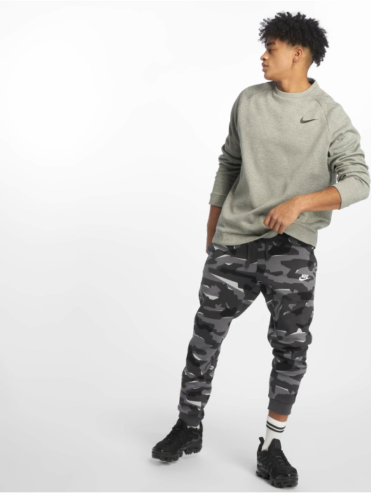 Nike Performance Sportshirts Therma szary