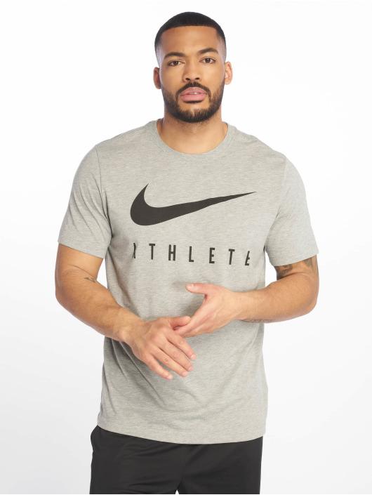 Nike Performance Sportshirts Dry DB Athlete szary