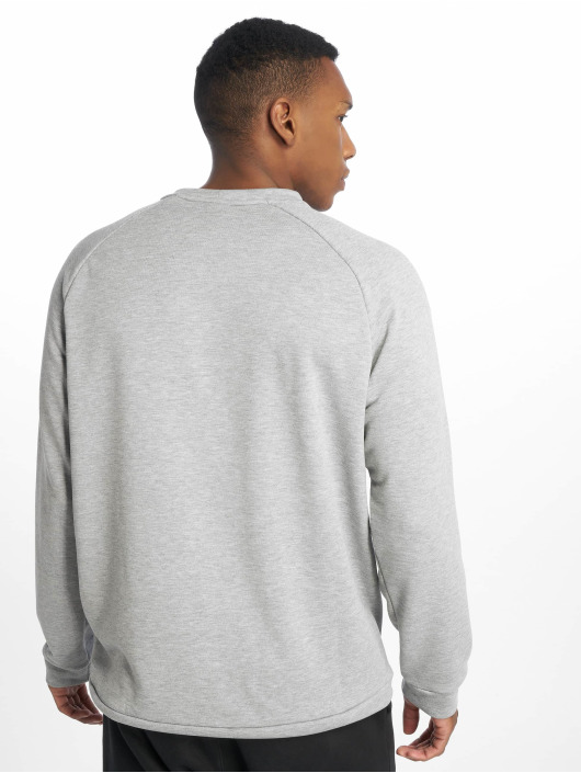Nike Performance Sportshirts Dry Fleece Crew szary