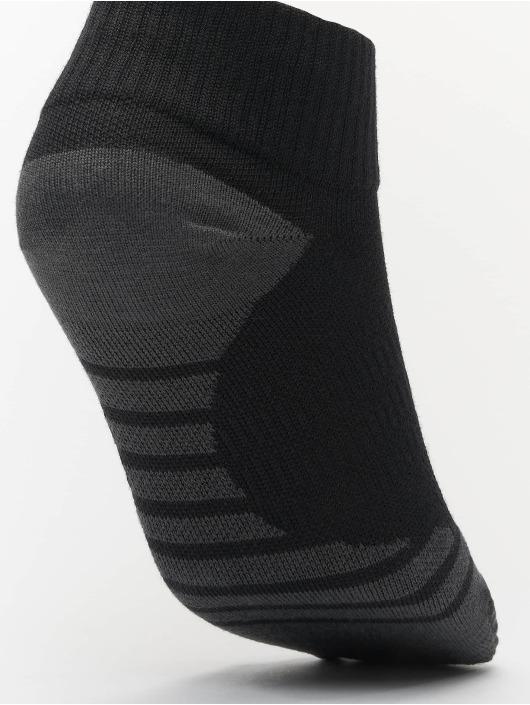Nike Performance Sportsocken Dry Lightweight Quarter Training Socks (3 Pair) czarny