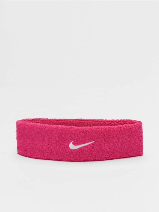 Nike Performance Svettebånd Swoosh lyserosa