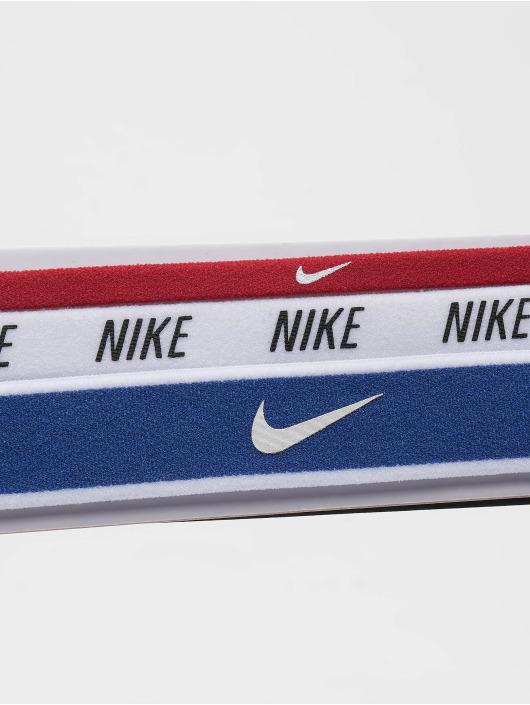 Nike Performance Svettebånd Mixed Width 3PK red